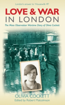 Love and War in London, Paperback Book