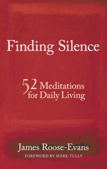 Finding Silence, Paperback Book