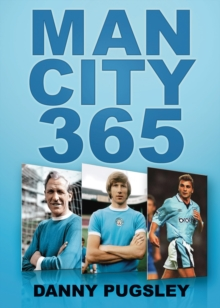 Man City 365, Hardback Book