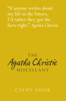 The Agatha Christie Miscellany, Hardback Book