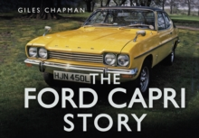 The Ford Capri Story, Hardback Book