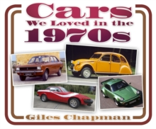 Cars We Loved in the 1970s, Paperback Book