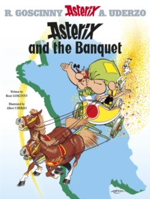 Asterix: Asterix and the Banquet : Album 5, Paperback Book