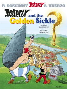 Asterix: Asterix and the Golden Sickle : Album 2, Hardback Book