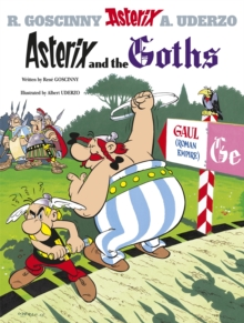 Asterix: Asterix and the Goths : Album 3, Paperback Book