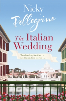 The Italian Wedding, Paperback Book