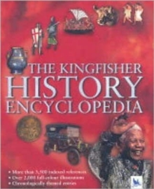 The Kingfisher History Encyclopedia, Hardback Book