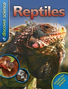 Discover Science: Reptiles, Paperback Book