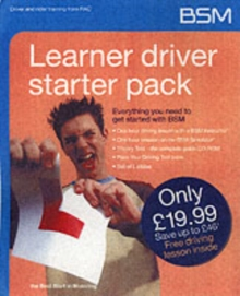 The Learner Driver Starter Pack, Mixed media product Book