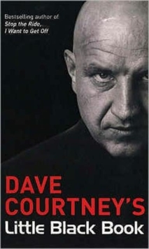 Dave Courtney's Little Black Book, Paperback Book