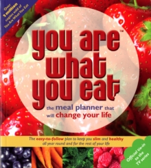 You Are What You Eat, Paperback Book