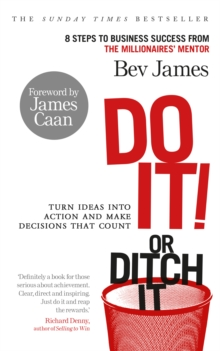 Do It! or Ditch It, Paperback Book