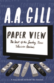 Paper View : The Best of The Sunday Times Television Columns, Paperback Book