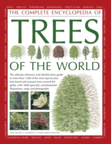 The Complete Encyclopedia of Trees of the World, Hardback Book
