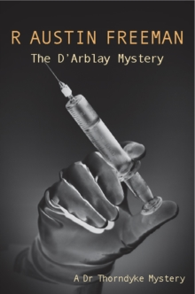 The D'Arblay Mystery, Paperback Book