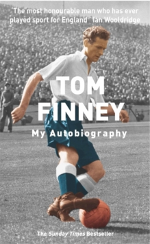 Tom Finney Autobiography, Paperback Book