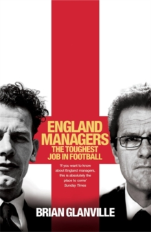 England Managers, Paperback Book