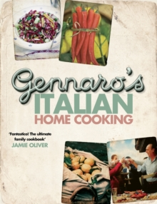 Gennaro'S Italian Home Cooking, Paperback Book