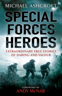 Special Forces Heroes, Paperback Book