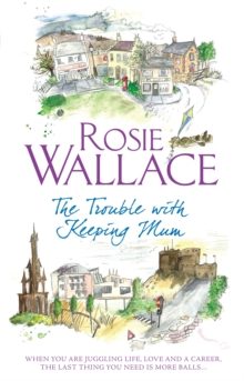 The Trouble with Keeping Mum, Paperback Book