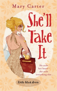 She'll Take it, Paperback Book