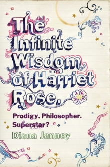 The Infinite Wisdom of Harriet Rose, Paperback Book