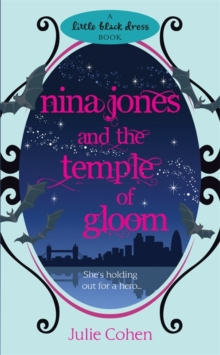 Nina Jones and the Temple of Gloom, Paperback Book
