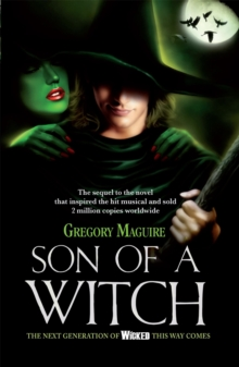 Son of a Witch, Paperback Book