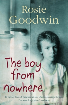 The Boy from Nowhere : A gritty saga of the search for belonging, Paperback Book