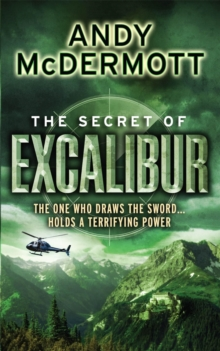 The Secret of Excalibur (Wilde/Chase 3), Paperback Book
