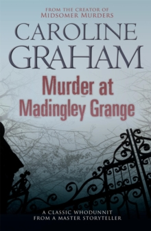 Murder at Madingley Grange, Paperback Book