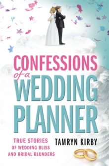 Confessions of a Wedding Planner, Paperback Book