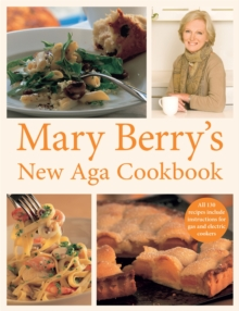 Mary Berry's New Aga Cookbook, Paperback Book