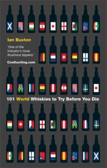 101 World whiskies to try before you die (P), Hardback Book