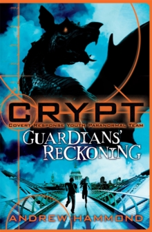 Crypt: Guardians' Reckoning, Paperback Book