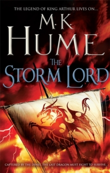 The Storm Lord: Twilight of the Celts Book II, Hardback Book