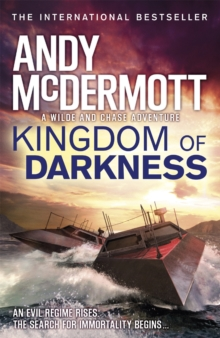 Kingdom of Darkness (Wilde/Chase 10), Paperback Book
