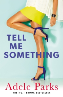 Tell Me Something, Paperback Book