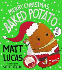 Merry Christmas, Baked Potato, Paperback / softback Book