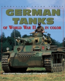German Tanks of World War II, Paperback Book