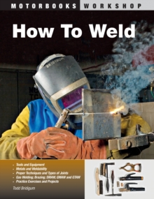 How to Weld, Paperback Book
