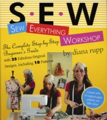 Sew Everything Workshop, Mixed media product Book