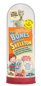 The Bones Book and Skeleton, Mixed media product Book