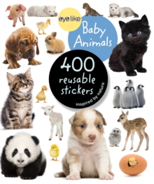 Playbac Sticker Book: Baby Animals, Paperback Book