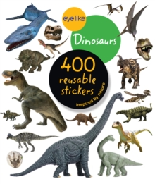 Playbac Sticker Book: Dinosaurs, Paperback Book