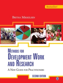 Methods for Development Work and Research : A New Guide for Practitioners, Paperback Book