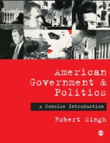American Government and Politics : A Concise Introduction, Paperback Book