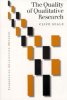 The Quality of Qualitative Research, Paperback Book