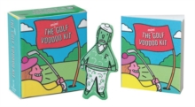 The Mini Golf Voodoo Kit, Mixed media product Book