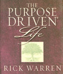 The Purpose Driven Life, Hardback Book